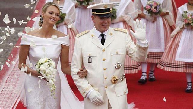 Princ Albert podario Monaku princezu Charlene